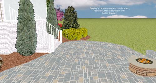 Brentwood TN Landscape Design Designer Dalton Quigley