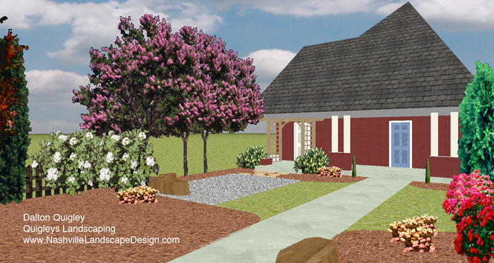 Nashville Landscaping Company Designing Outdoor Spaces in Tennessee.