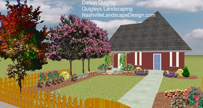 Landscape design page 2 nashville landscape design for Springhill designs
