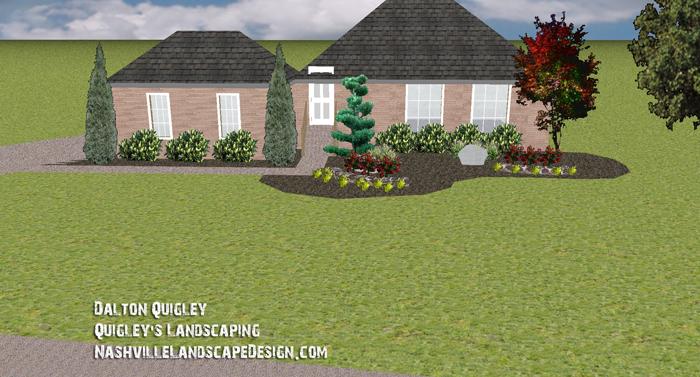Brentwood Landcape Design