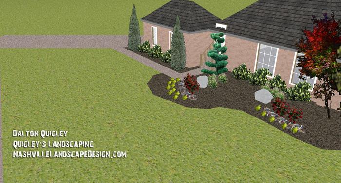 Franklin Landscape Designs
