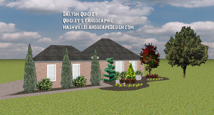 Get A Landscape Design In Spring Hill Tennessee Tn