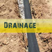 Nashville french Drains and channel drains.