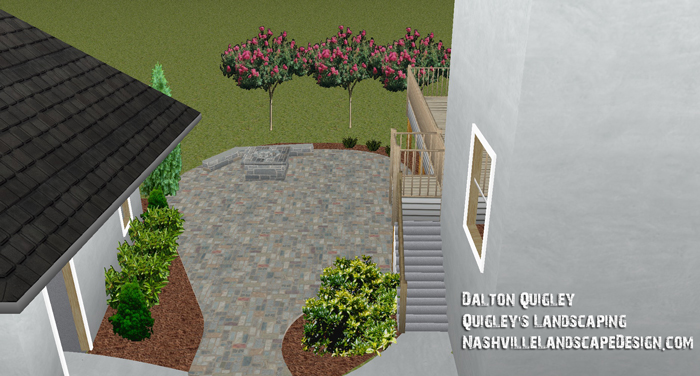 Modern-Contemporary-Creative-patio designs Landscaper-Dalton-Quigley
