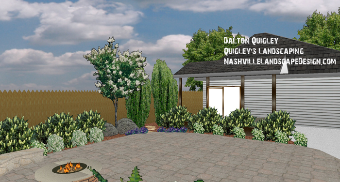 Nashville outdoor living nashville landscape design for Garden design nashville tn