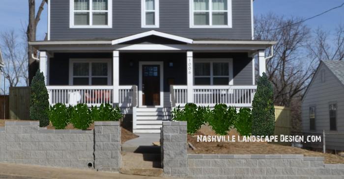 Landscape Designer in Nashville TN