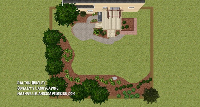 Landscape-back yard patio Designer-Dalton-Quigley-Backyard-Perennials