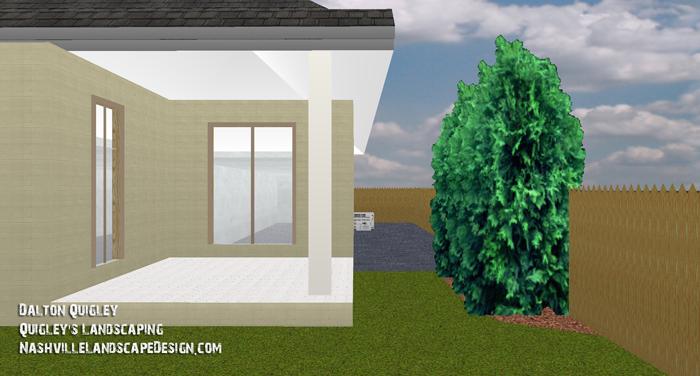 Nolensville-Landscape-Designer-Alleyway
