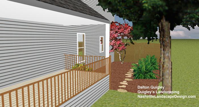 Nashville-Shade-Garden-Stone-Walkway-landscaping