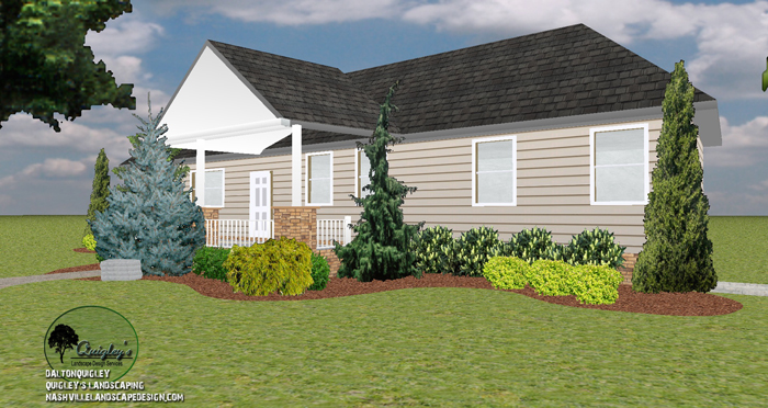Landscape Ideas For Front Yard