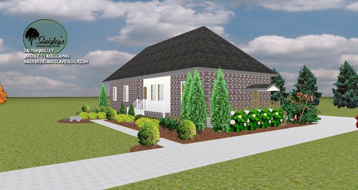 Perennial Garden Murfreesboro TN - Nashville Landscape Design ...