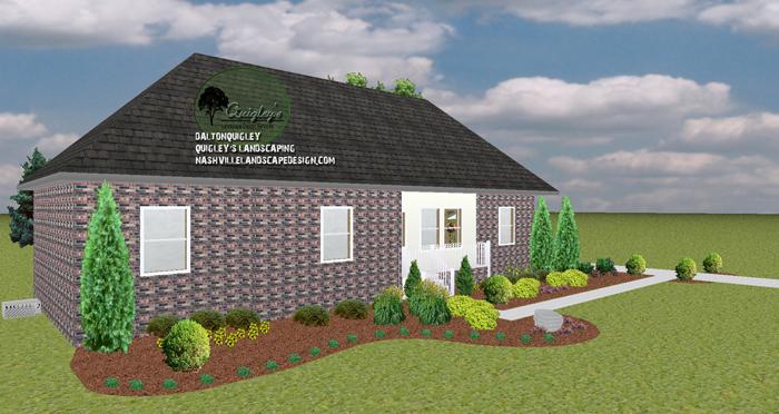 Southern Residential Landscape Design