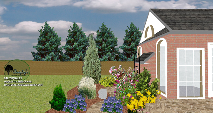 Brentwood-Backyard-Patio-Landscaping