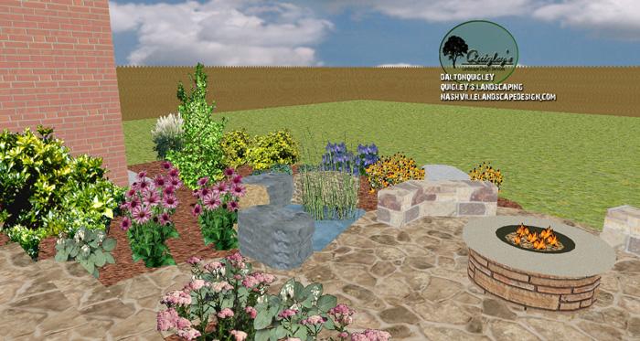 Brentwood-TN-Garden-Designer