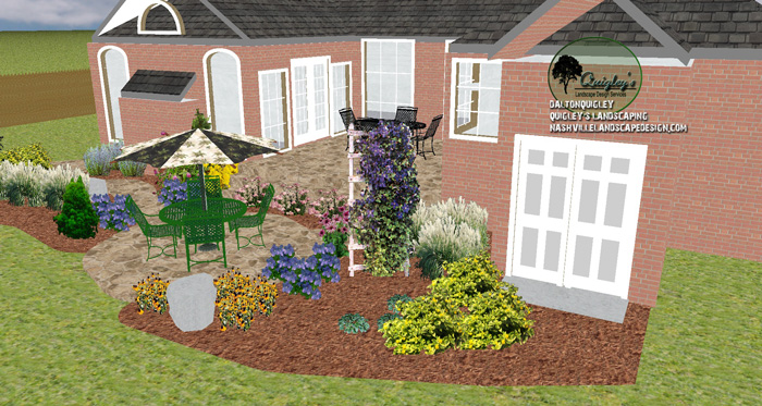 Brentwood-TN-Landscape-Designer-Gardens