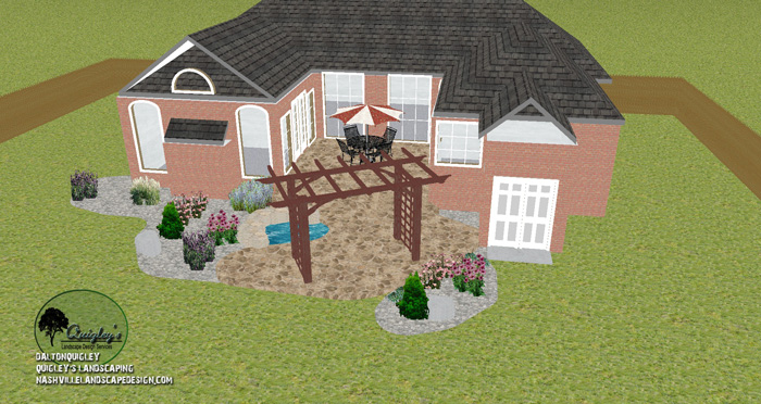 Brentwood-TN-Patio-Landcape-Designs