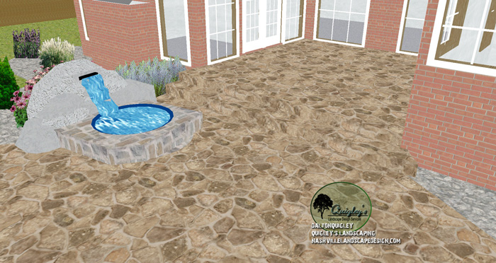 Large-Stone-Patio-Design-perennials-Xersicape