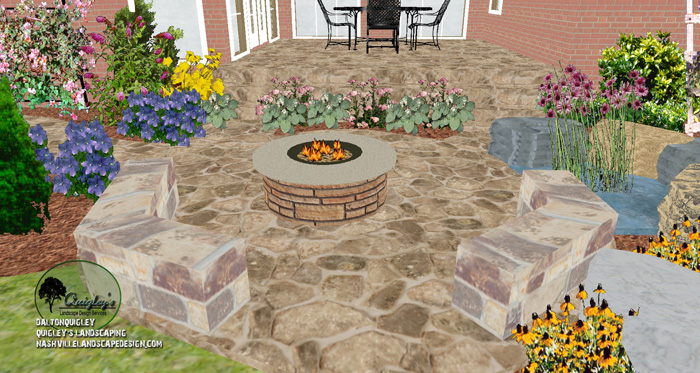 Nashville-Fire-Pit-Wall-Seating-Stone