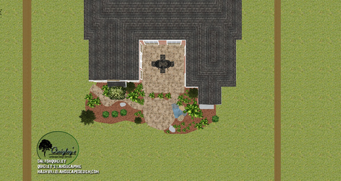 Spring-Hill-TN-Backyard-Patio-Landscaping