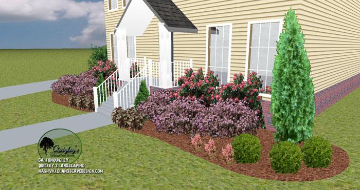 Nashville-Floral-Landscape-Design