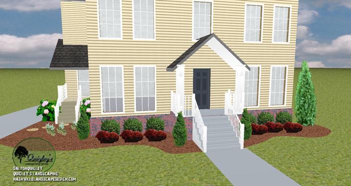 Nashville-Landscape-Design-Layers-Front-Garden
