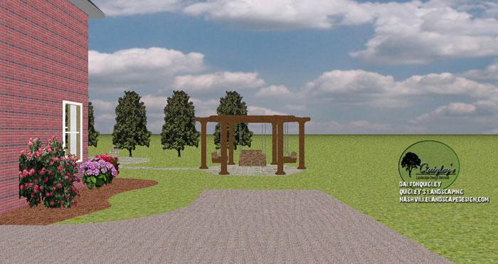 Nashville-Gazebo-Landscape-Design