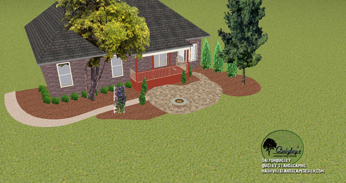 Brentwood tn patio design archives nashville landscape for Garden design nashville tn