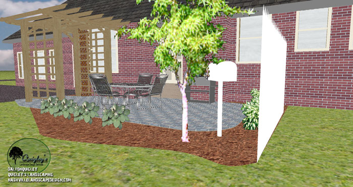 Columbia tn landscape design nashville landscape design for Garden design nashville tn