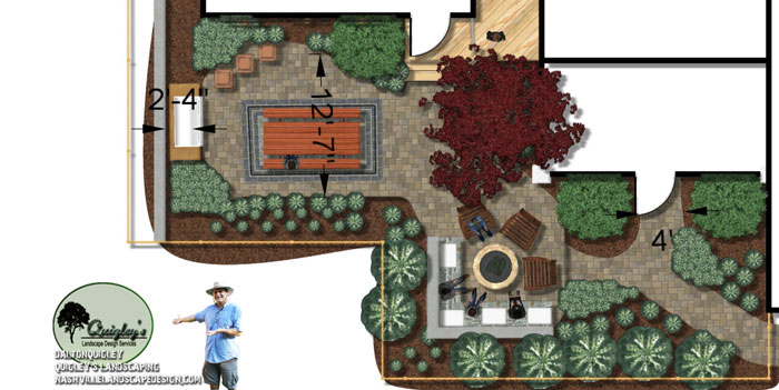 TN-Landscape-Design Also available in Brentwood, Franklin, Spring Hill, Nolensville TN Tennessee.