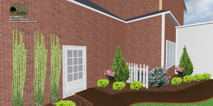 30, Landscape Design for outdoor rooms in Nashville, Spring Hill, Franklin, Brentwood, and Nolensville TN.