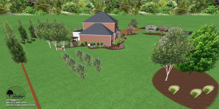33, Landscape Design for outdoor rooms in Nashville, Spring Hill, Franklin, Brentwood, and Nolensville TN.