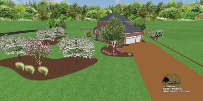 36, Landscape Design for outdoor rooms in Nashville, Spring Hill, Franklin, Brentwood, and Nolensville TN.