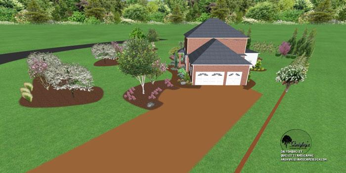 37, Landscape Design for outdoor rooms in Nashville, Spring Hill, Franklin, Brentwood, and Nolensville TN.