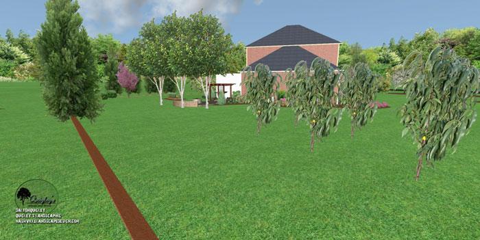 40, Landscape Design for outdoor rooms in Nashville, Spring Hill, Franklin, Brentwood, and Nolensville TN.