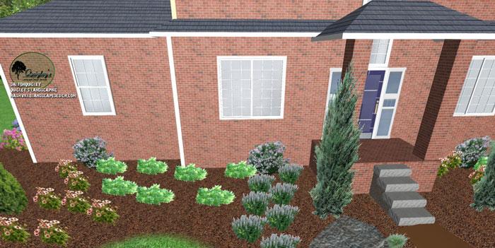 42, Landscape Design for outdoor rooms in Nashville, Spring Hill, Franklin, Brentwood, and Nolensville TN.