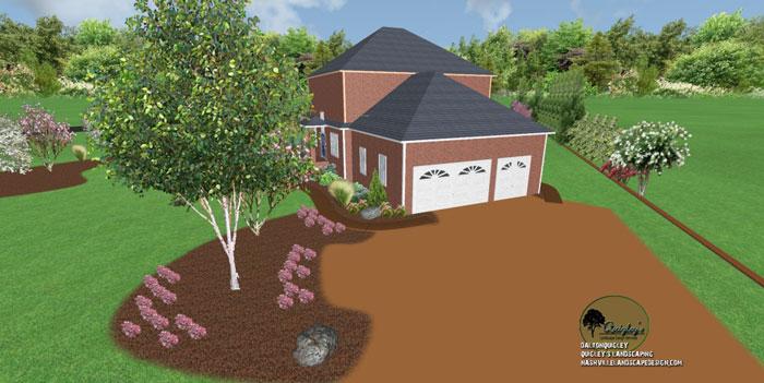 43, Landscape Design for outdoor rooms in Nashville, Spring Hill, Franklin, Brentwood, and Nolensville TN.