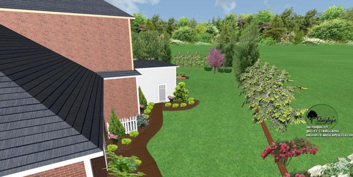 44, Landscape Design for outdoor rooms in Nashville, Spring Hill, Franklin, Brentwood, and Nolensville TN.