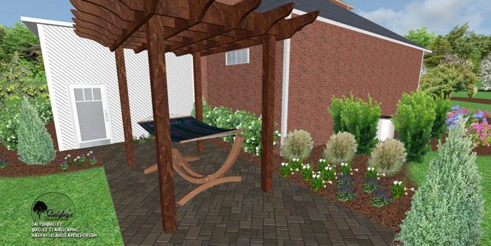 49, Landscape Design for outdoor rooms in Nashville, Spring Hill, Franklin, Brentwood, and Nolensville TN.