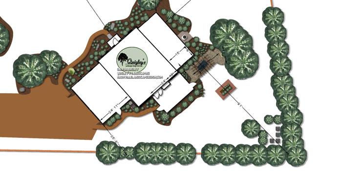 52, Landscape Design for outdoor rooms in Nashville, Spring Hill, Franklin, Brentwood, and Nolensville TN.
