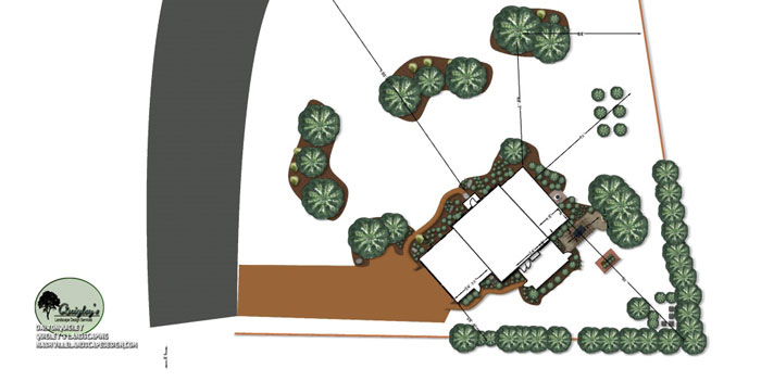 53, Landscape Design for outdoor rooms in Nashville, Spring Hill, Franklin, Brentwood, and Nolensville TN.