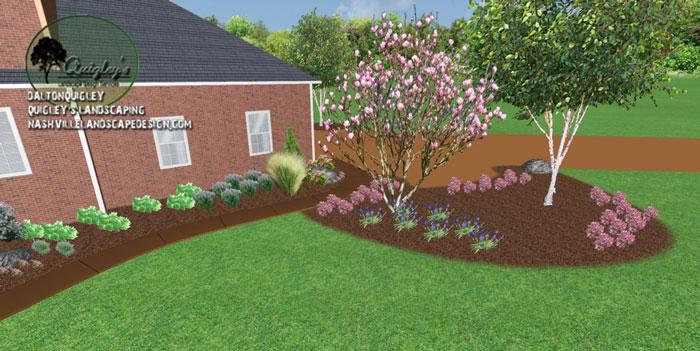 Creative-Landscaping, in Nashville, Brentwood, Franklin, Spring Hill, and Nolensville TN.