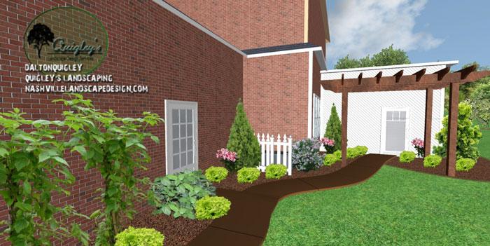 Landscape-Contractor, in Nashville, Brentwood, Franklin, Spring Hill, and Nolensville TN.