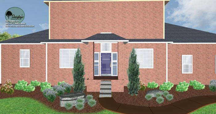 Landscape-Design-Franklin-TN, Nashville, Brentood, Spring Hill, and Nolensville TN.