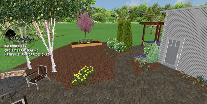 Landscaper, for the areas of Nashville, Brentwood, Franklin, Spring Hill, and Nolensville TN.