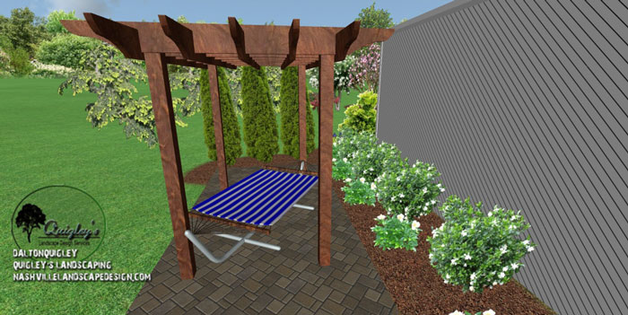 Outdoor-Rooms, for the areas of Nashville, Brentwood, Franklin, Spring Hill, and Nolensville TN.