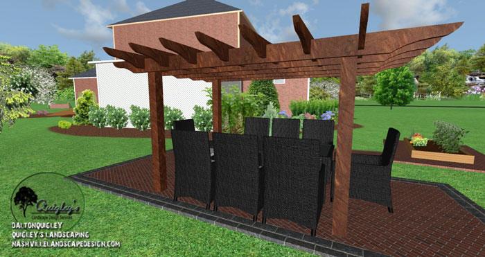 Outdoor-Rooms-Franklin-TN, Nashville, Brentood, Spring Hill, and Nolensville TN.