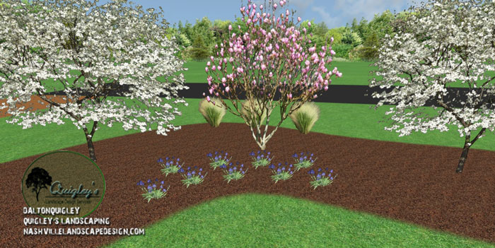 Perennial-Landscaping, in Nashville, Brentwood, Franklin, Spring Hill, and Nolensville TN.
