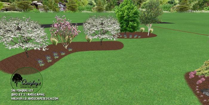 Privacy-Landscaping, in Nashville, Brentwood, Franklin, Spring Hill, and Nolensville TN.