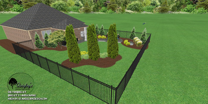 Spring-Hill-Fence-Landscaping