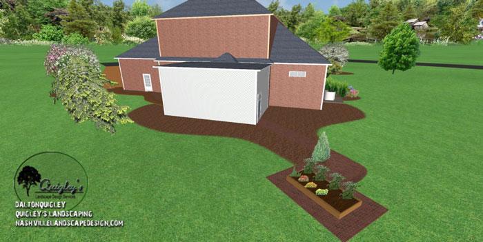 TN-Garden-Landscape-Design, Nashville, Brentwood, Franklin, spring hill, and Nolensville Tennessee